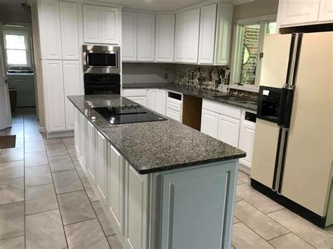 kitchen collection jobs mountain empire stoneworks kitchen finished project