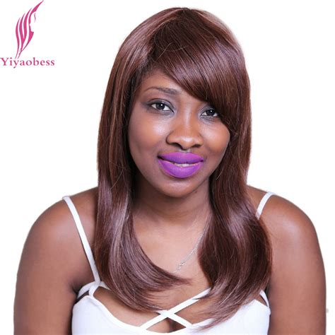 yiyaobess 18inch medium length hairstyles for