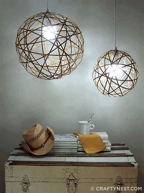 how to make light fixtures 10 statement light fixtures you can make yourself