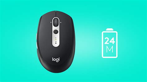 Logitech M585 Wireless Mouse logitech m585 multi device wireless mouse with 5