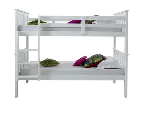Pine Bunk Beds With Mattress Bluemoon Beds 3ft Atlantis Bunk Bed Solid Pine Wood 2x Luxury Mattress Bedroom Ebay