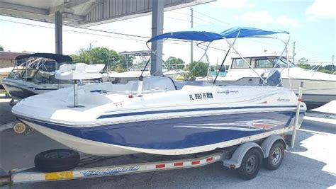 hurricane deck boat with jack plate hurricane 4 stroke boats for sale