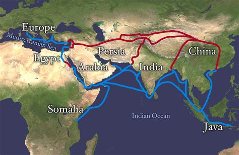 ottoman empire trade routes marxist spice trade from india