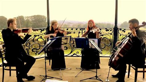 Wedding Quartet by Amazing Grace Newton Wedding String Quartet