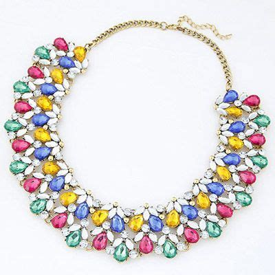 Kalung Fashion Korea Shape Necklace 1000 images about fashion jewelry on