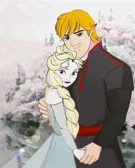 frozen elsa and kristoff love is and open door youtube fan arts la reine des neiges page 26