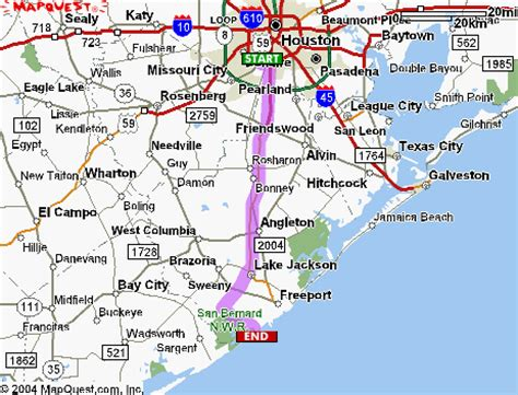 bernie map of texas packtx gt more gt helpful stuff gt maps and directions gt san bernard river cedar lakes jones lakes