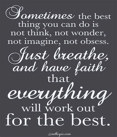 best positive quotes quote sometimes positive quotes sayings images page 5