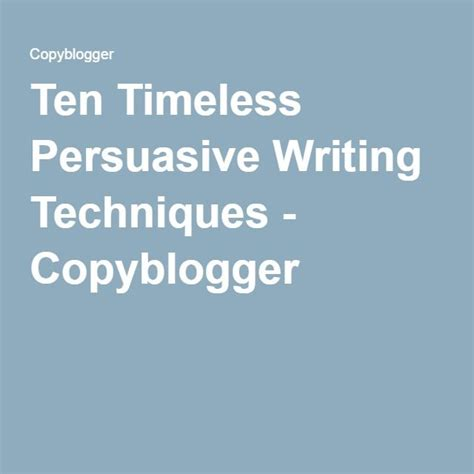 Teaching Persuasive Essay Writing by Best 25 Persuasive Writing Techniques Ideas On Writing A Persuasive Essay