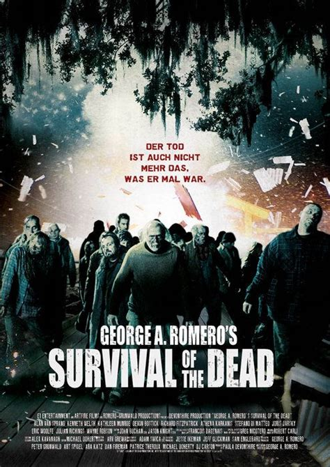 Survival Of The Dead 2009 Full Movie Survival Of The Dead Movie Poster 3 Of 3 Imp Awards
