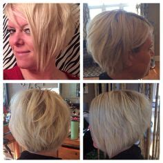 inverted bobs for women tuck behinfear 1000 images about hairstyles i like on pinterest short