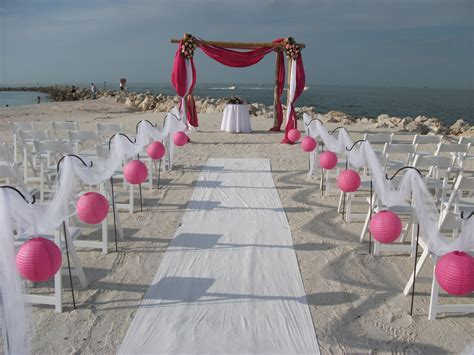 Beach Wedding Aisle Ideas. Shepherd's Hooks   WEDDING