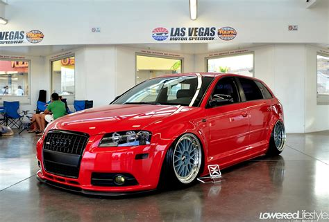 Audi A3 8p 2003 Tuning by Modified Audi A3 8p 3 Tuning