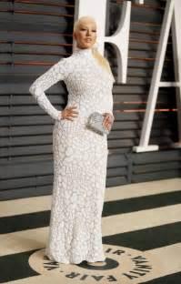 Aguilera Vanity Fair Oscar Aguilera 2015 Vanity Fair Oscar 05