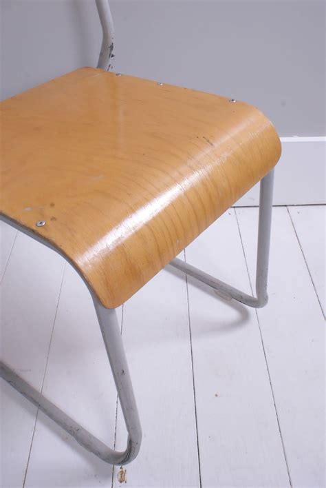 vintage childrens metal table and chairs children s vintage stackable metal legged chairs blue