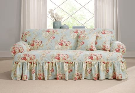 one size fits all couch covers t cushion slipcovers t cushion sofa covers