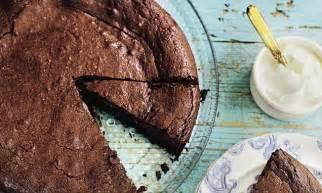 Pud u like: Flourless chocolate cake   Daily Mail Online