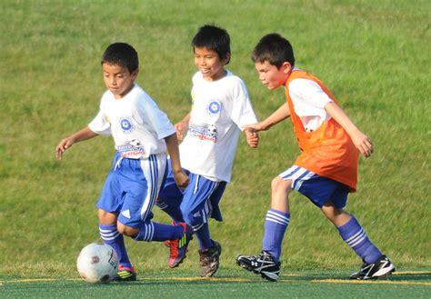 imagenes infantiles niños jugando futbol exitosa celebraci 243 n de soccer fiesta 171 el imparcial