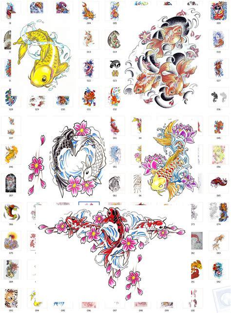 tattoo koi vorlagen kostenlos ebay