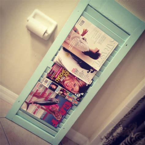diy magazine holder for bathroom 17 best images about magazine rack on pinterest wall