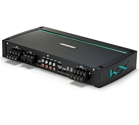 8 Audio Channel by Kicker 44kxma8008 Car Audio 8 Channel Kxma800 8