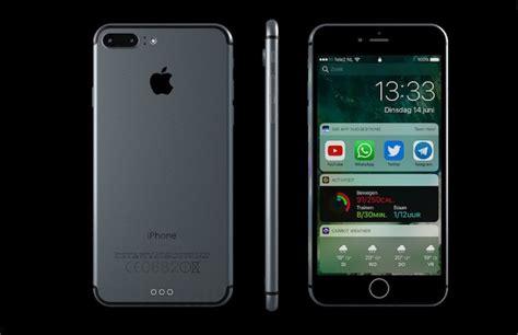 l iphone 7 voici 224 quoi ressemblera l iphone 7 sous ios 10 mobile