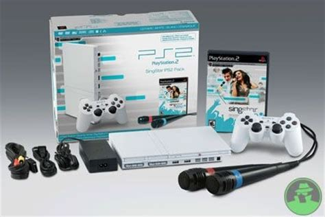 Network Ps2 Limited gamespy new ceramic white ps2 bundle announced page 1