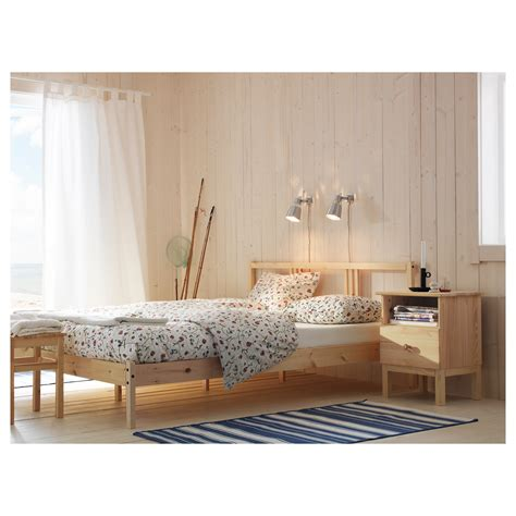 tarva daybed hack tarva bedside table pine 48x62 cm ikea