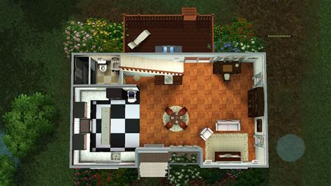 mod the sims classic family home no cc 3bed 2bath