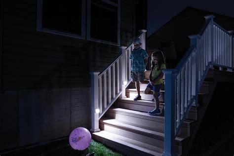 Mr Beams Solar Lights Mr Beams Mb 530 Battery Operated Indoor Outdoor Motion