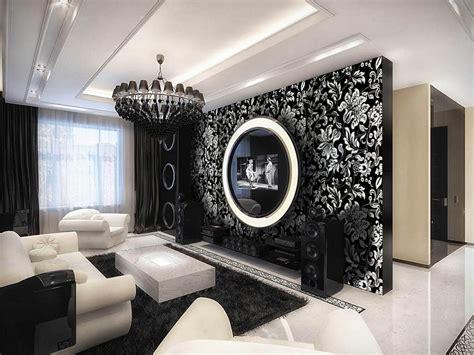 black and white wallpaper for living room black and white living room wallpaper living room
