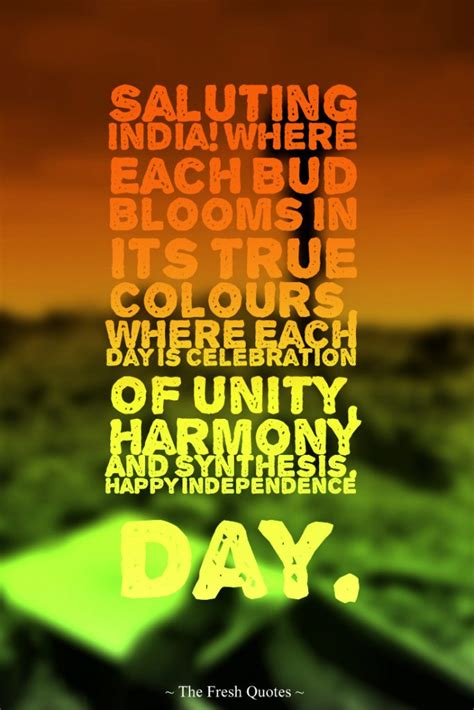happy independence day quotes  thoughts