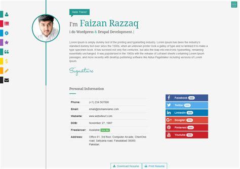 interactive resume builder resume ideas