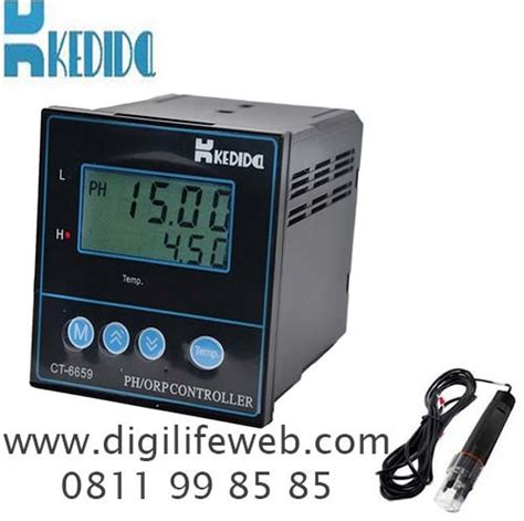 ph orp controller kedida ct 6659