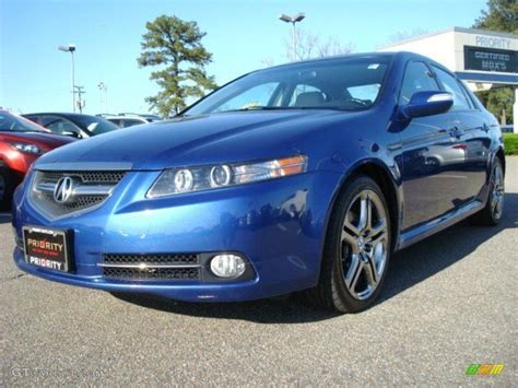 2007 acura tl colors 2007 kinetic blue pearl acura tl 3 5 type s 27993047