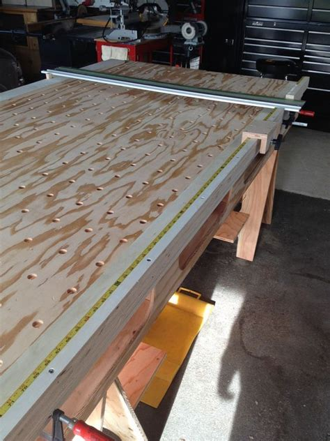 awesome   build  cheap  sturdy workbench