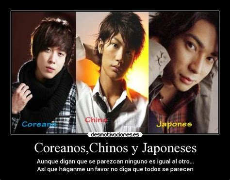 Imagenes De Coreanos Y Chinos | coreanos chinos y japoneses desmotivaciones