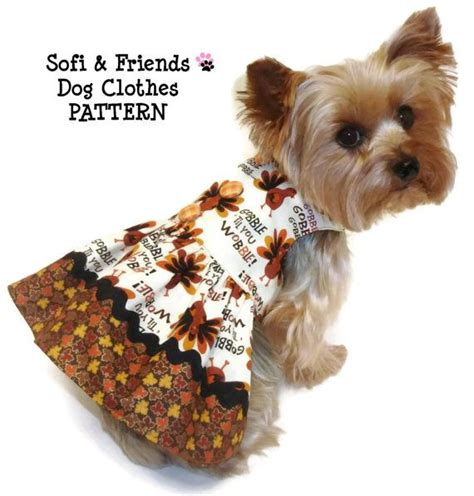 pattern for yorkie clothes 17 best images about clothes for dogs on pinterest