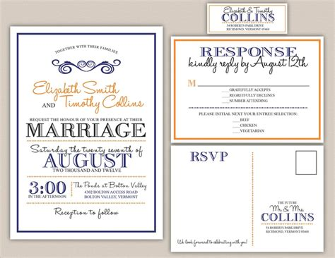 printable address labels wedding printable wedding invitation rsvp and address label