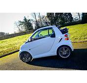Smart Fortwo Cabrio 98 Brabus Xclusive  Review Carwow