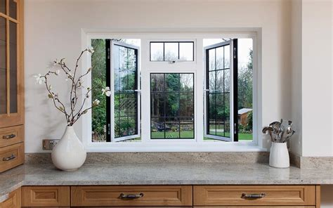 glass door windows on kitchens aluminium windows a guide to choosing the best