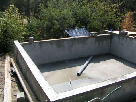 Construire Sa Piscine A Debordement 2123 by L Enduit Des Murs De La Piscine 224 D 233 Bordement