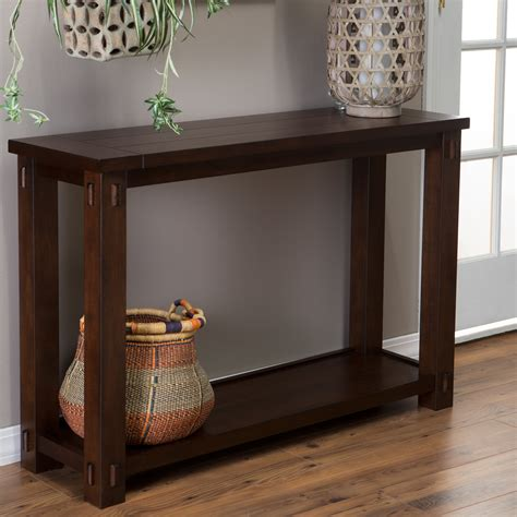 console table belham living bartlett console table console tables at