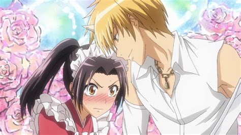anime komedi kaichou wa maid sama romantik komedi tanıtım animefantastica