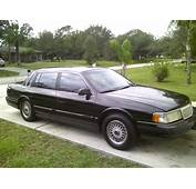 1994 LINCOLN CONTINENTAL  Image 3
