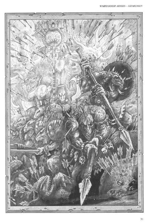 27 best Warhammer Lizardmen images on Pinterest