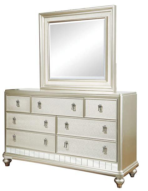 samuel 7 drawer dresser mirror set ivan