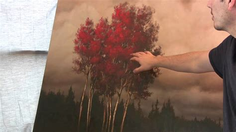 acrylic painting tips and tricks and acrylic landscape painting tips and tricks using
