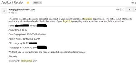 Fedex Criminal Background Check Criminal Background Check For Nclex Rn Application Calling The