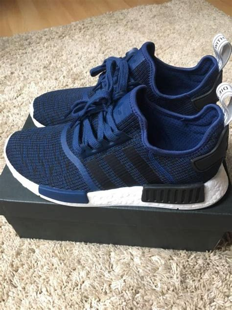 0008129487 the mystery of the blue adidas nmd r1 mystery blue kixify marketplace